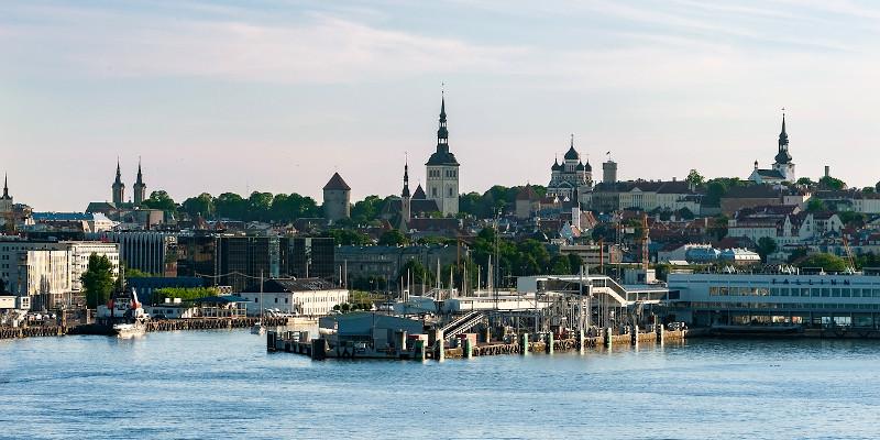 hauptstadt tallinn estland