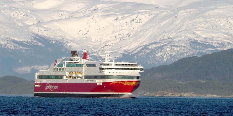 Fjord Line Coronavirus Norwegen