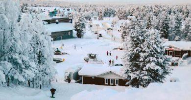 Lappland Ski Coronavirus