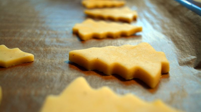 Zubereitung Kekse