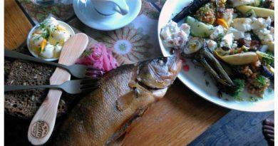 Estland Küche Geschichte