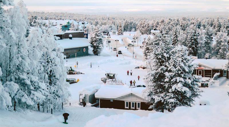 Lappland Skiort