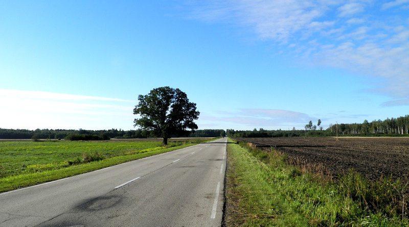 strasse lettland