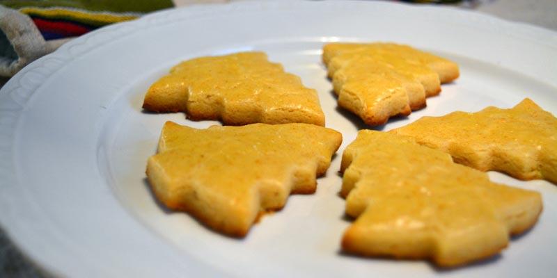 Kondenspiimaküpsised Kekse mit Kondensmilch