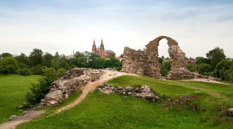 rezekne castle