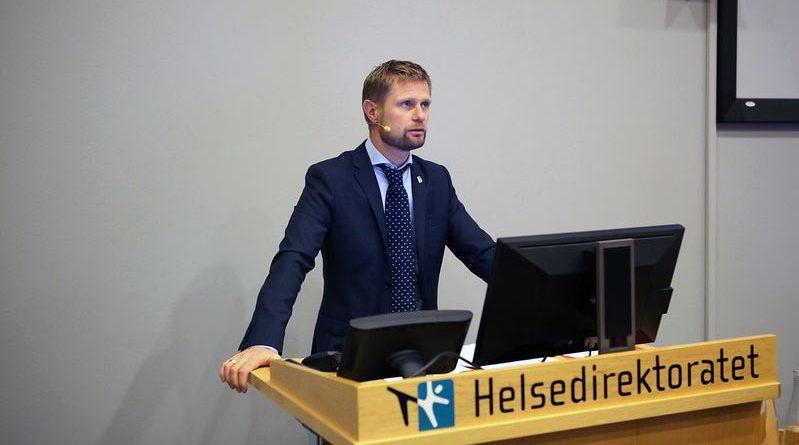 Bent Hoie Norwegischer Gesundheitsminister