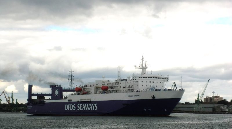 faehre dfds