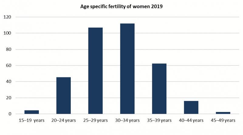 Geburtsstatistik Island