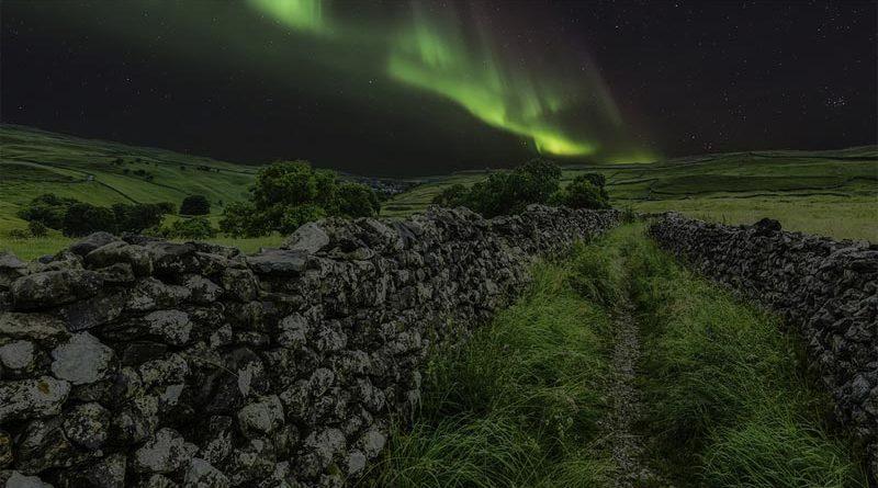 Nordlichter Polarlicht