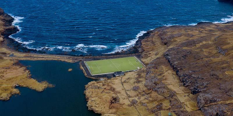 Fußball Färöer TV