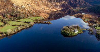 Corona Grenze Irland Reisen