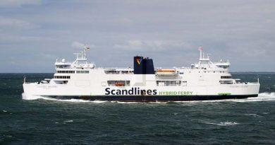 Scandlines Fähre Dänemark Schweden