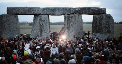 Stonehenge Sommersonnenwende