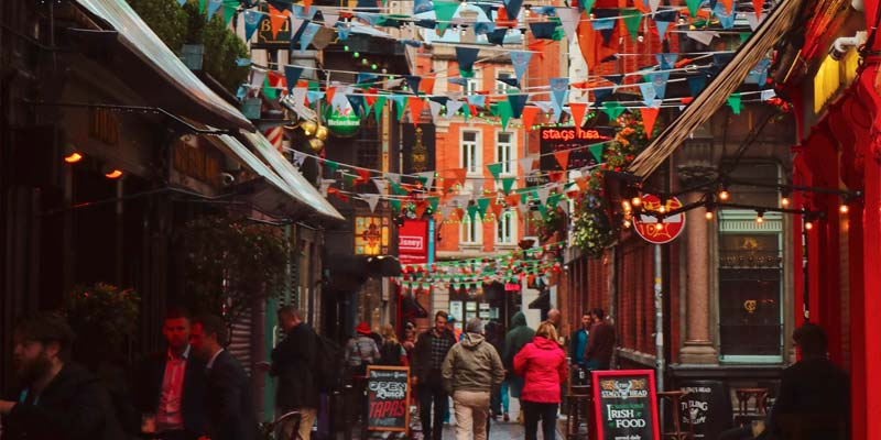 Hotels Irland Mehrwertsteuer