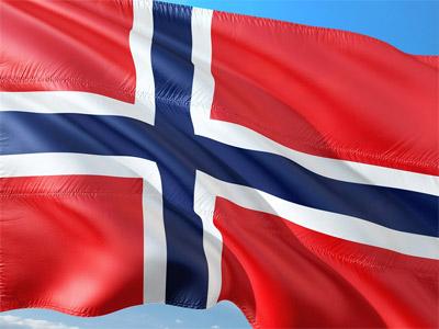 Quiz Norwegen Flagge