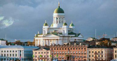 Länderquiz Finnland Dom von Helsinki