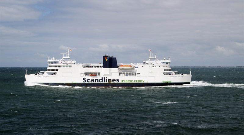Stornieren Scandlines Fähre Dänemark