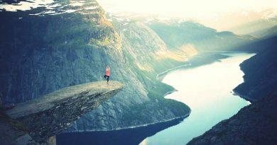 Länderquiz Norwegen Trolltunga