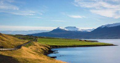 Erdbeben Island Akureyri
