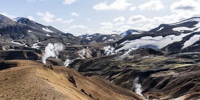 Island Erdbeben