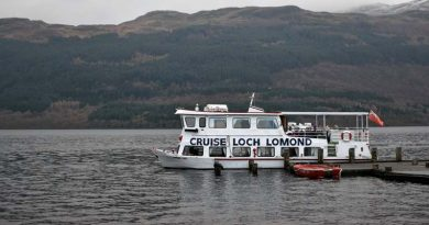 Schottland Loch Lomond Corona