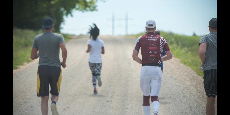Marathon Lettland