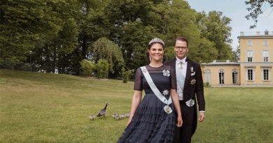 Hochzeitstag Prinzessin Victoria von Schweden