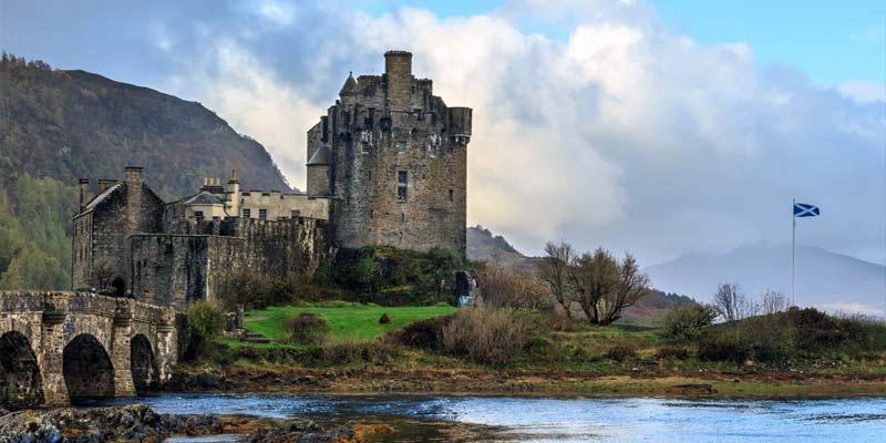 Länderquiz Schottland