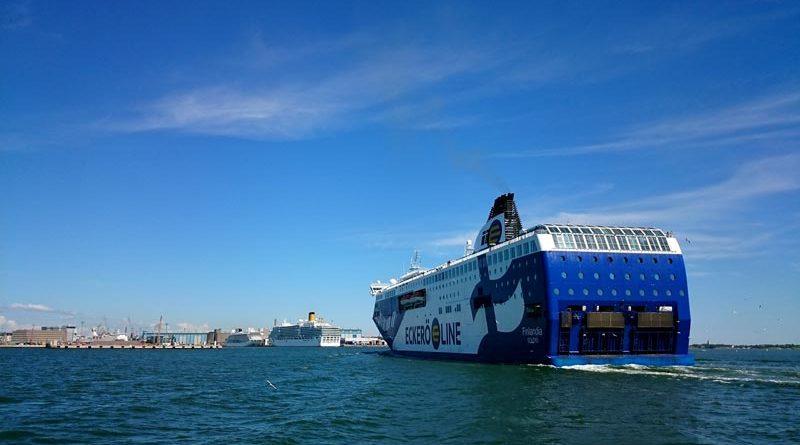 Fähre Tallinn Helsinki