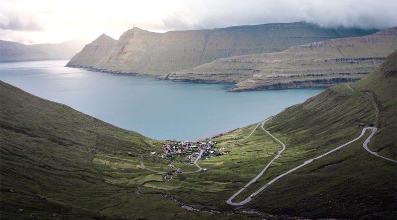 Grenzöffnung Färöer Inseln Reisen