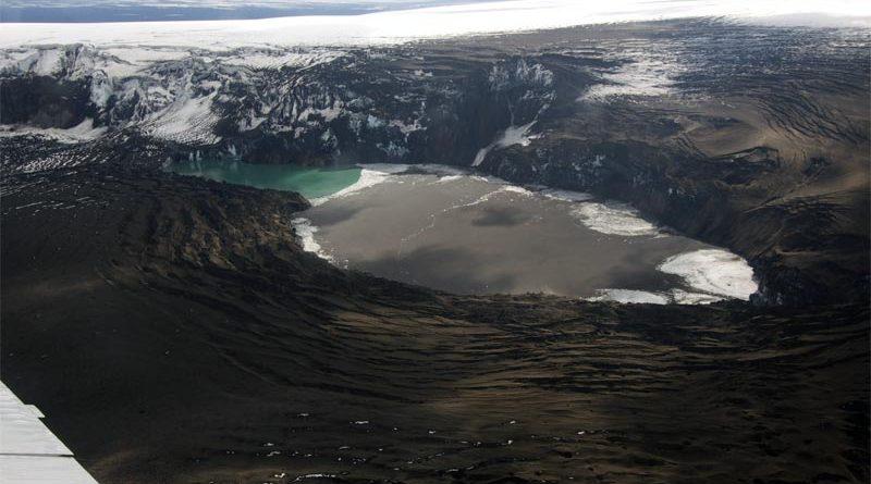 Grímsvötn Vulkanausbruch Island