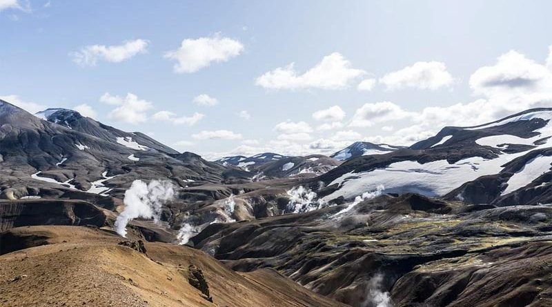 Erdbeben Island