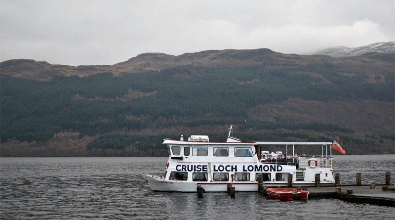 Schottland Corona Loch Lomond