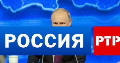 Lettland Propaganda Fernsehen Russland