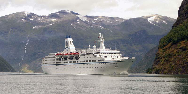 Klima Spitzbergen Norwegen