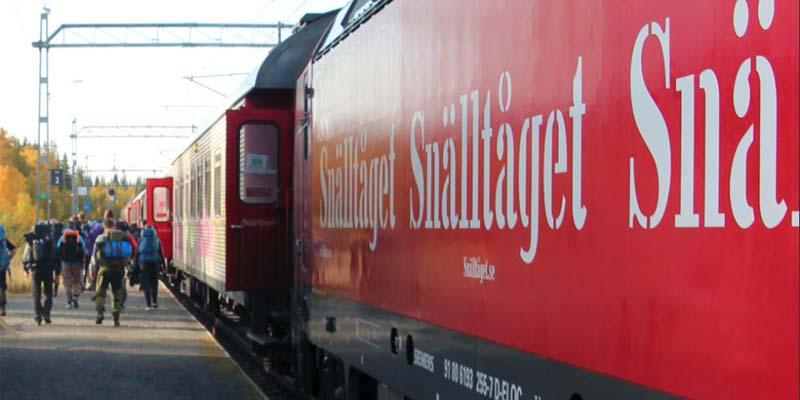 Zug Schweden