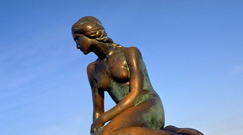 kopenhagen statue kleine meerjungfrau