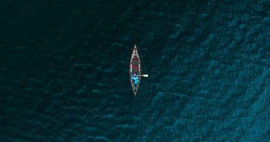 ruderboot lette pazifik