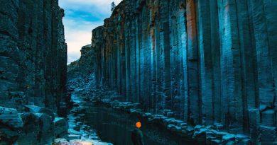 Jökla Stuðlagil Canyon