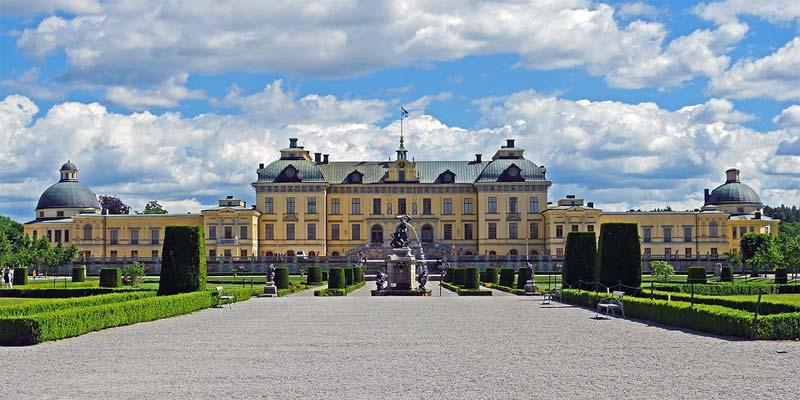 Drottingholm Schweden