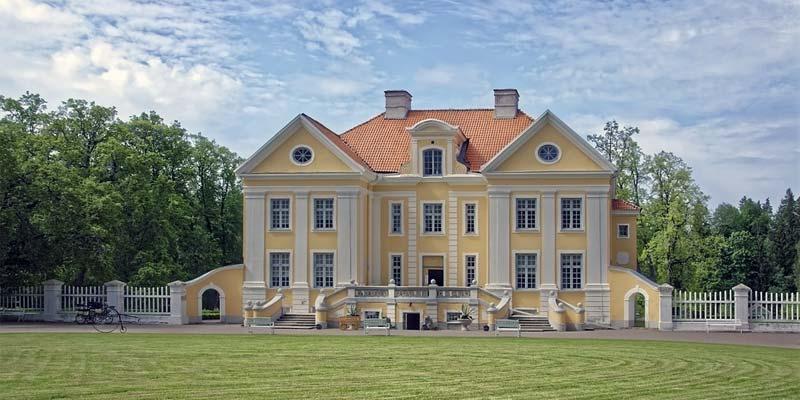 Tourismus Estland Corona