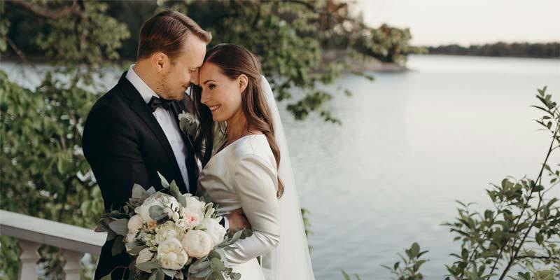 Finnlands Premierministerin Sanna Marin hat geheiratet