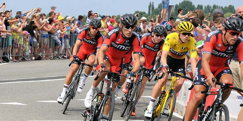 Tour de France startet 2022 in Dänemark