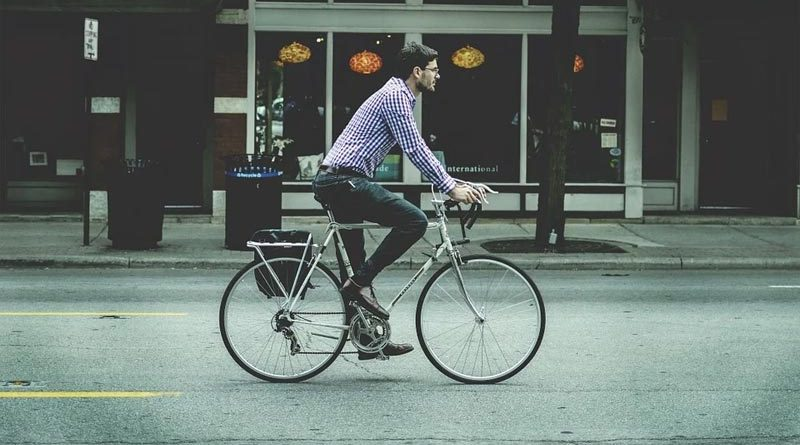 Fahrrad Arbeit Norwegen