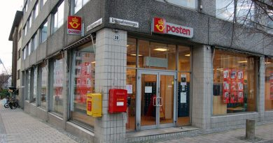 Norwegische Post
