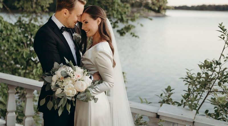 Sana Marin Hochzeit