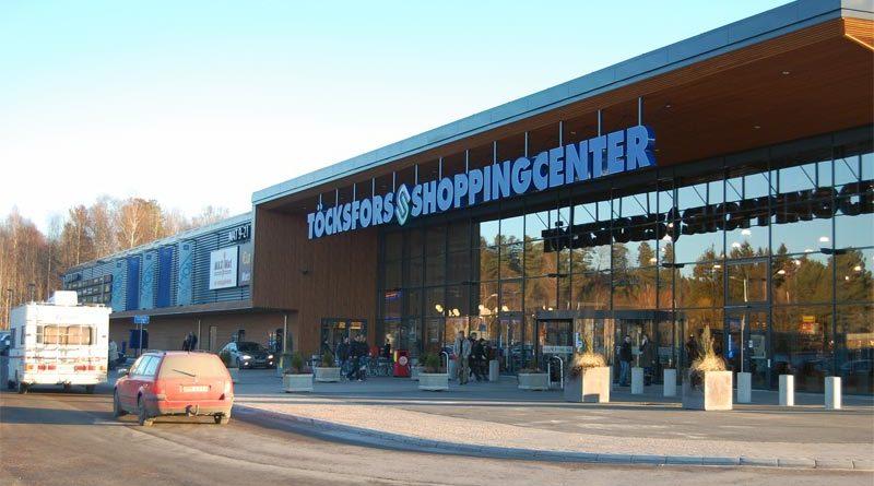 Töcksfors Shoppingcenter
