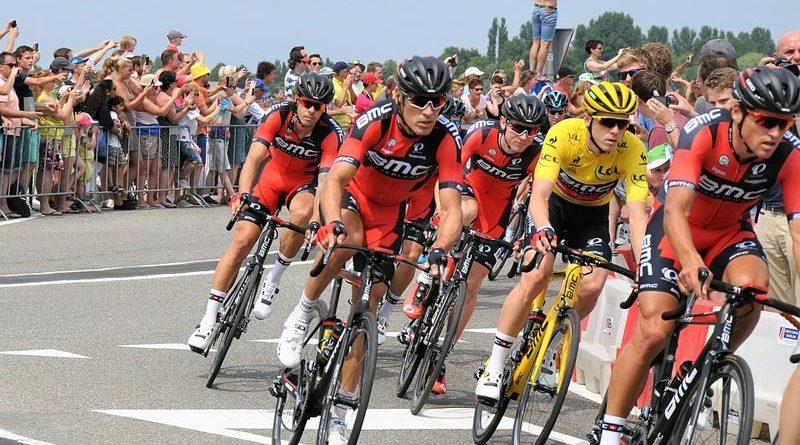 Tour de France Dänemark Start