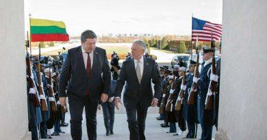 US-Truppen Litauen