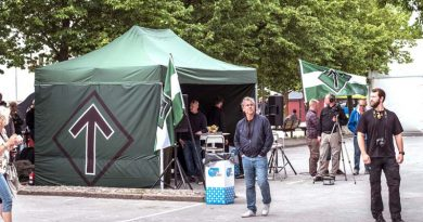 Verbot Nordische Widerstandsbewegung